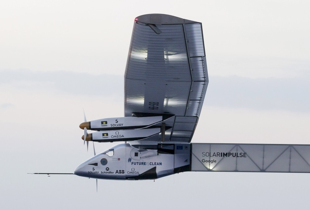 Solar Impulse 2 is Ready to Continue its Global Journey