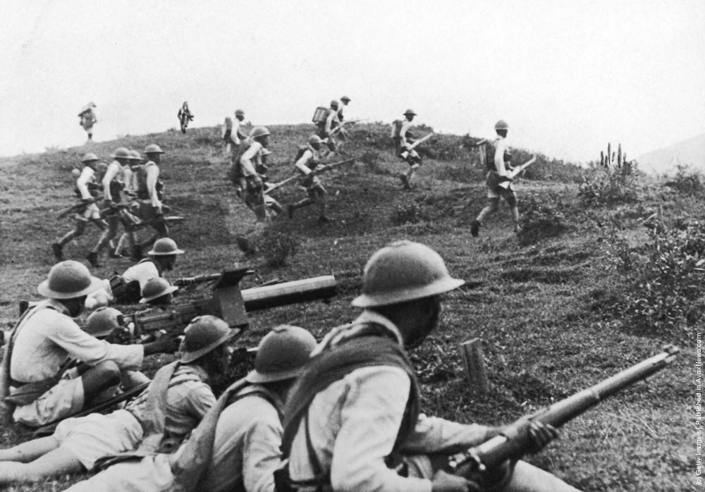 Chinese Military 1870–1970. Part II