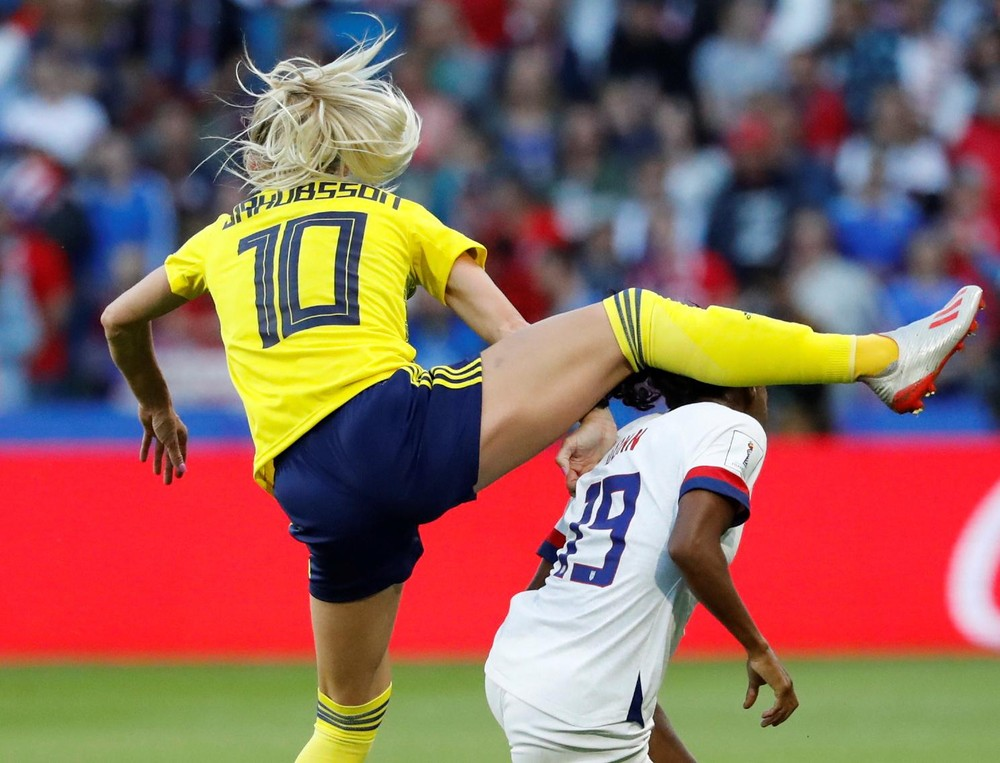 2019 FIFA Women's World Cup, Part 3