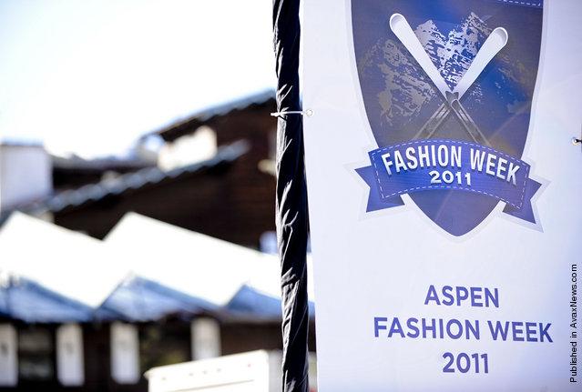 Aspen Fashion Week