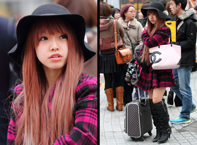 """Kawaii"". Shibuya, 2012. (Asian (Street) Impressions)"