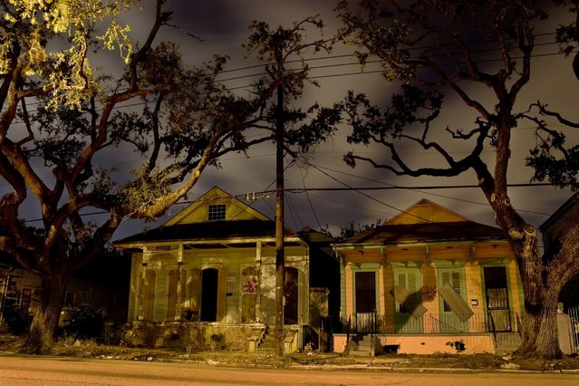 Roffignac. Elysian Fields New Orleans, La. January 2006. (Photo by Frank Relle)