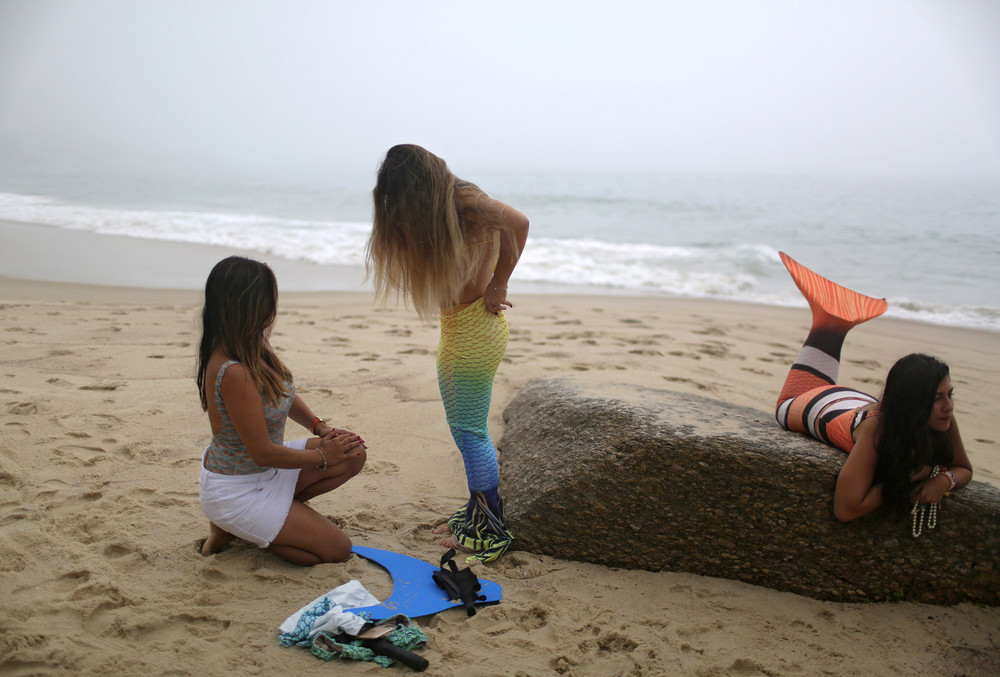 Life as a Mermaid