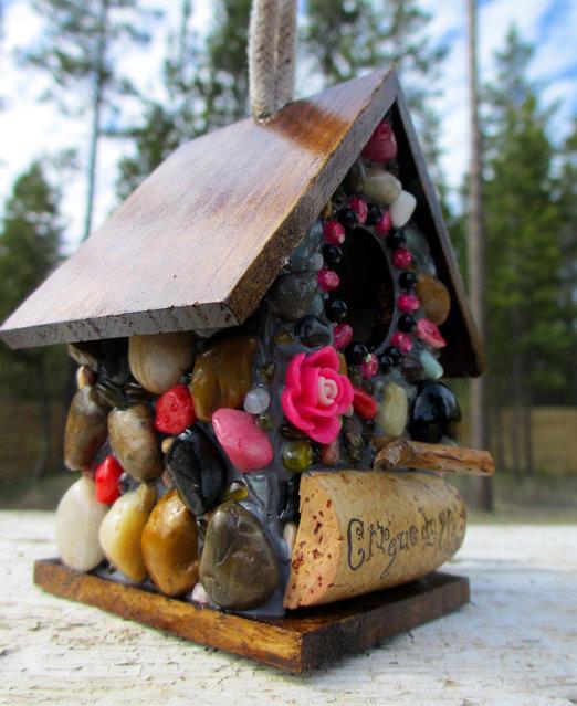 Unusual Birdhouses Part 3