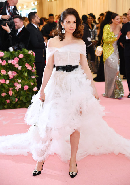 Ruth Wilson attends The 2019 Met Gala Celebrating Camp: Notes on Fashion at Metropolitan Museum of Art on May 06, 2019 in New York City. (Photo by Dimitrios Kambouris/Getty Images for The Met Museum/Vogue)