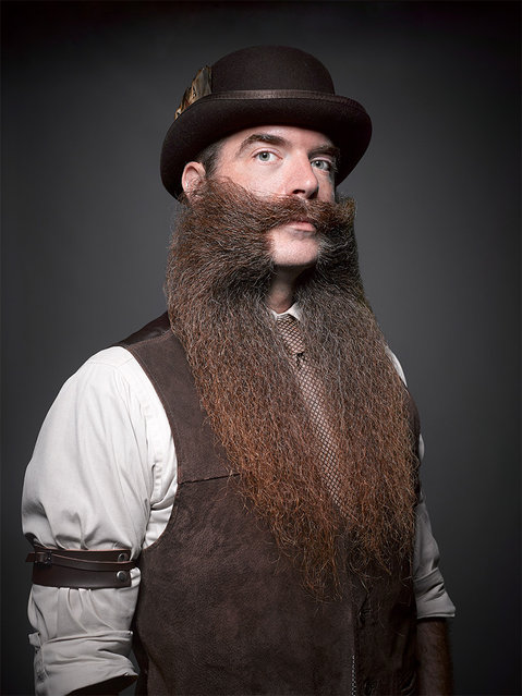 National Beard And Mustache Championships Photographer Greg Anderson