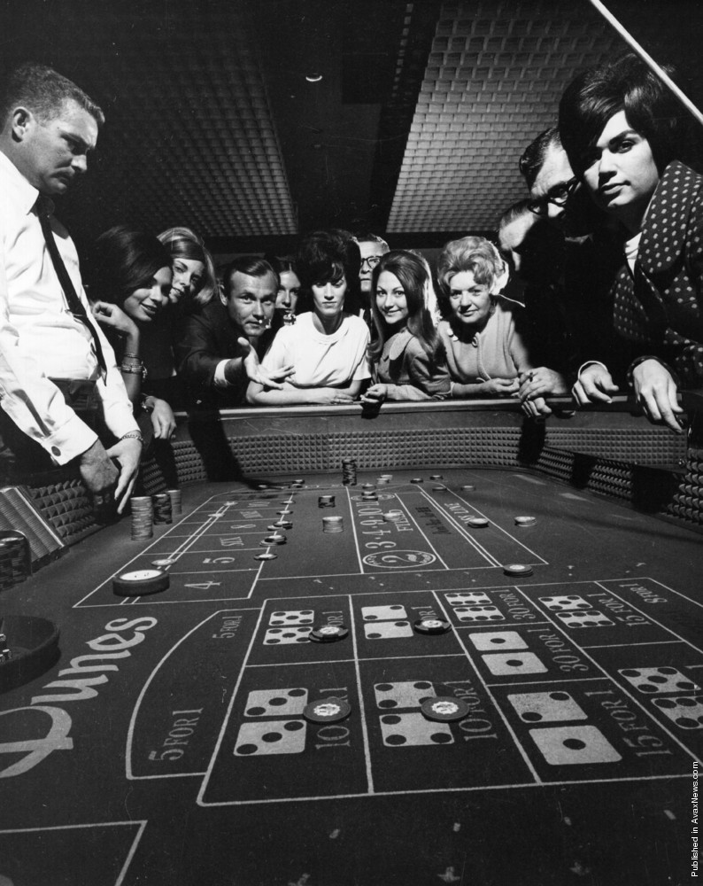 19 march 1931 – Gambling is legalized in Nevada