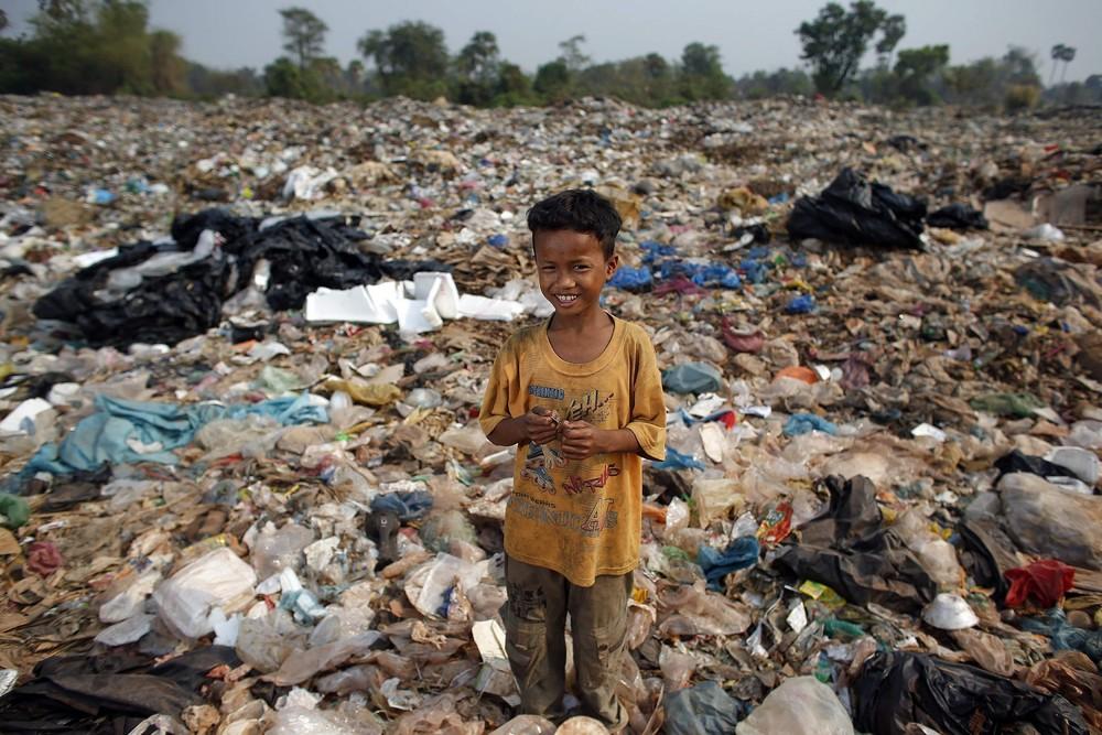 Living on Rubbish in Cambodia