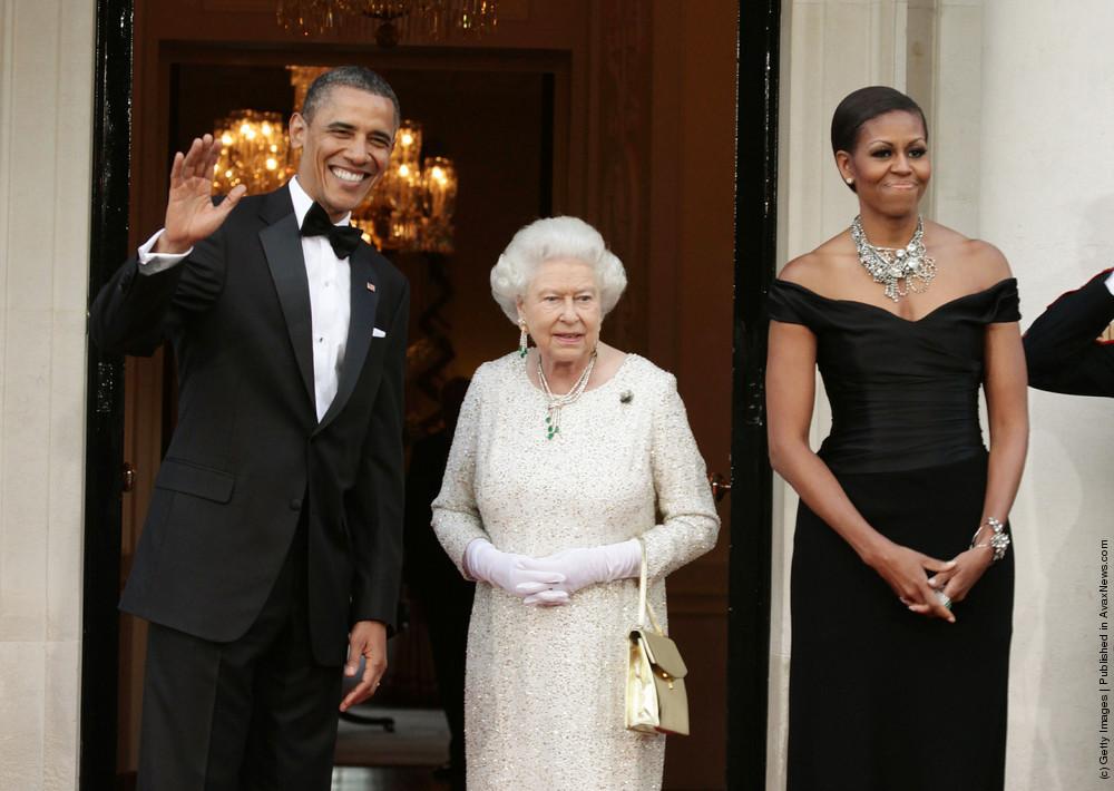 US President Barack Obama Visits The UK