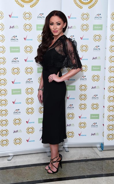 Natasha Hamilton attends the National Film Awards on March 29, 2017 in London, United Kingdom. (Photo by Eamonn M. McCormack/Getty Images)