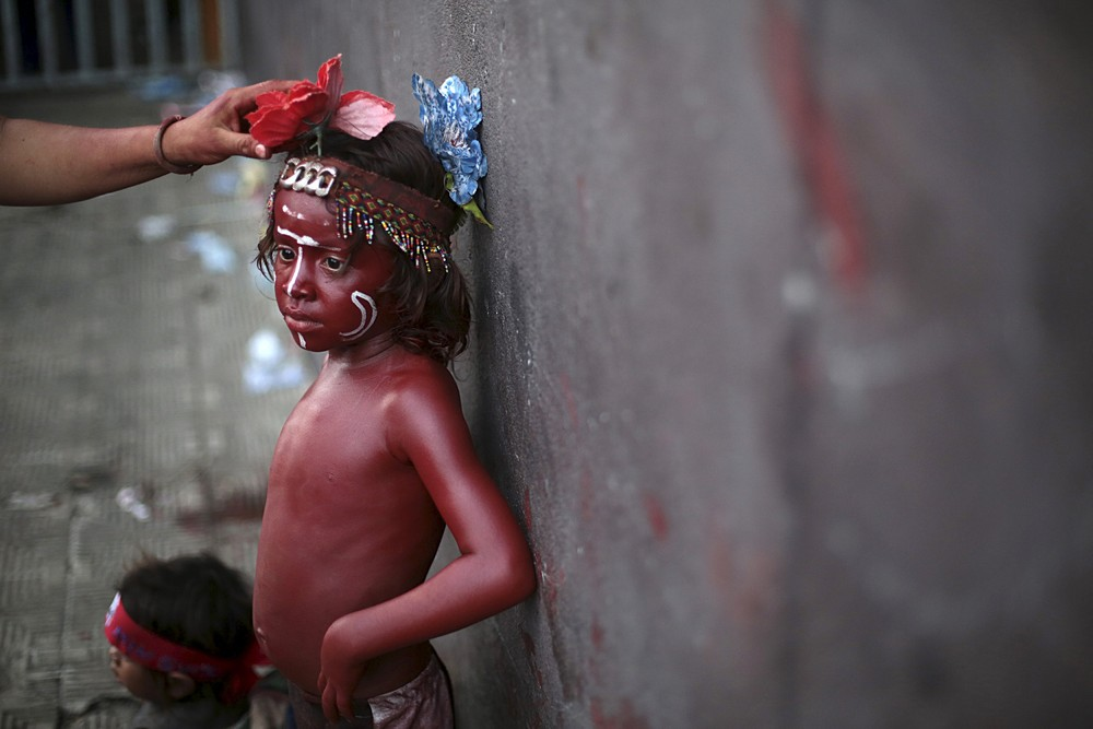 Nicaraguan Devotees