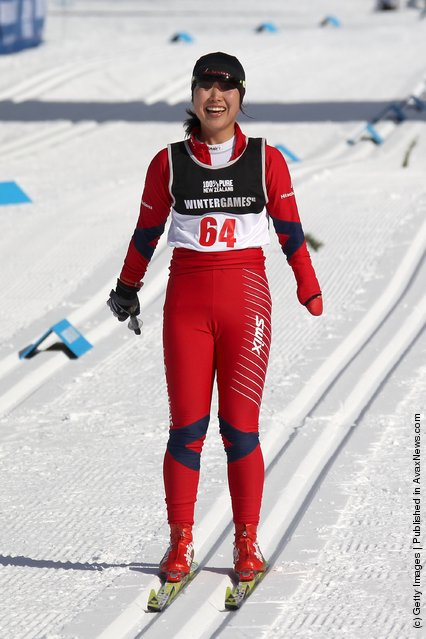 Winter Games New Zealand, Shoko Ota