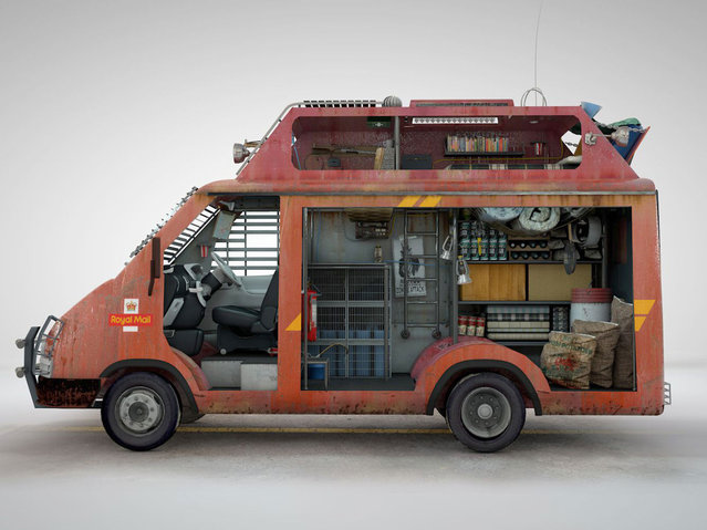 Zombie Proof Vehicles By Donal O'Keeffe