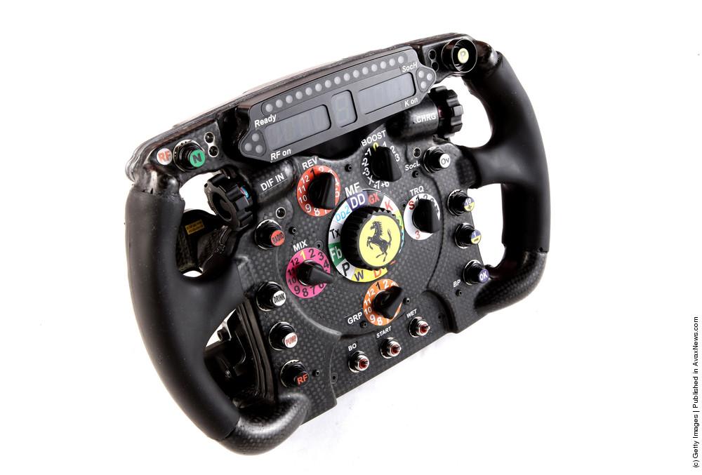 Ferrari F2012 Formula One Launch