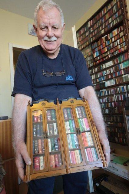 Miniature Books Collecting By Jozsef Tari