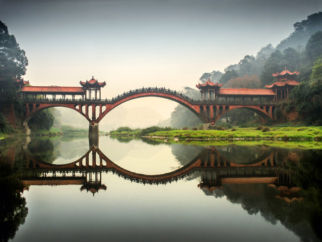 #7. China, Total GDP: USD 11.2 trillion (2016). Contribution of Travel and Tourism to GDP: 9.0%. (Photo by Ady Petrova/Getty Images)