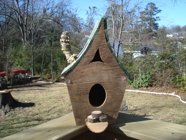 Unusual Birdhouses Part 4