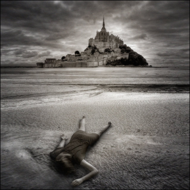 """""""Asleep?"""" (Photo and caption by Yves Lecoq)"""