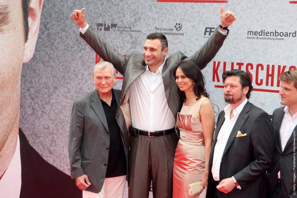 «Klitschko» Premiere