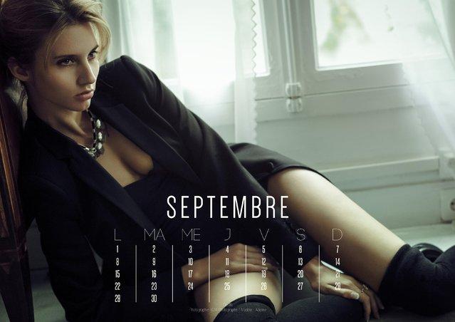 Bizart Magazine - Calendar 2014