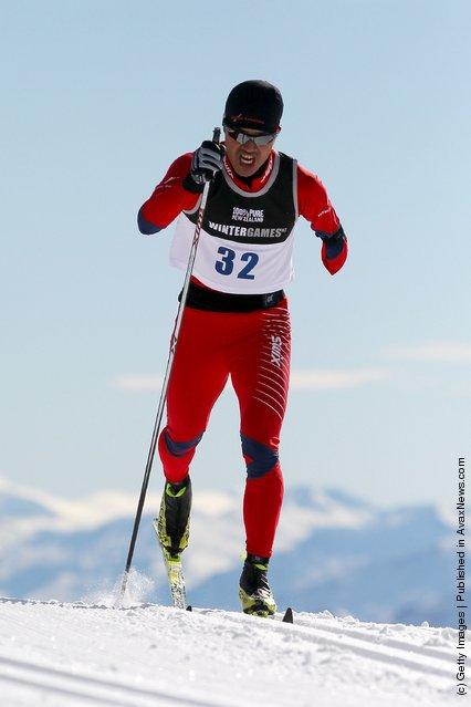 Winter Games New Zealand, Yoshihiro Nitta