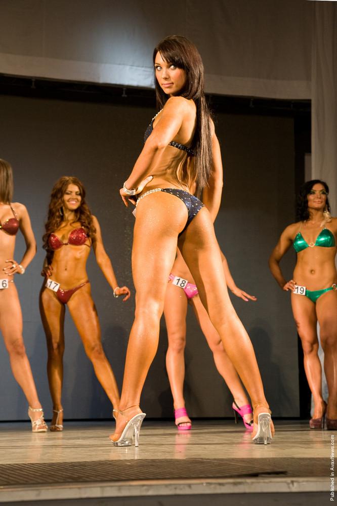 Miss Bikini Fitness Vladivostok 2012