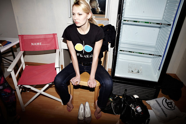 FEMEN-activist Yana Zhdanova