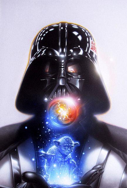 Darth Vader By Tsuneo Sanda