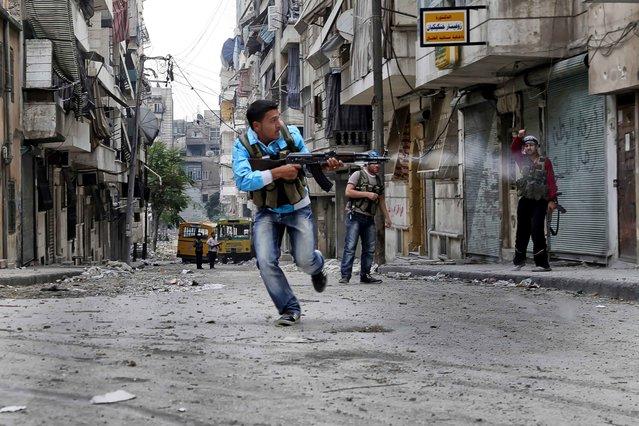 Aleppo, Syria. (Photo by Andreja Restek/APR News)