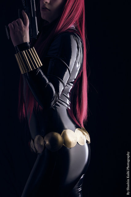 Black Widow. (Photo by Vincent D. Photography)