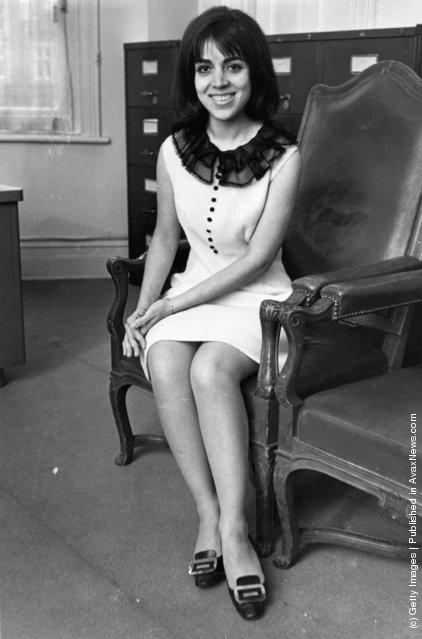 1967: Miss Chirine Tahmassab, Iran's first woman foreign diplomat