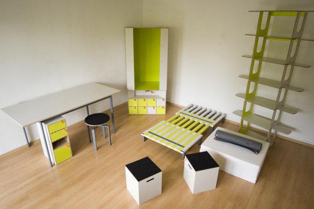 Casulo Room in a Pallet