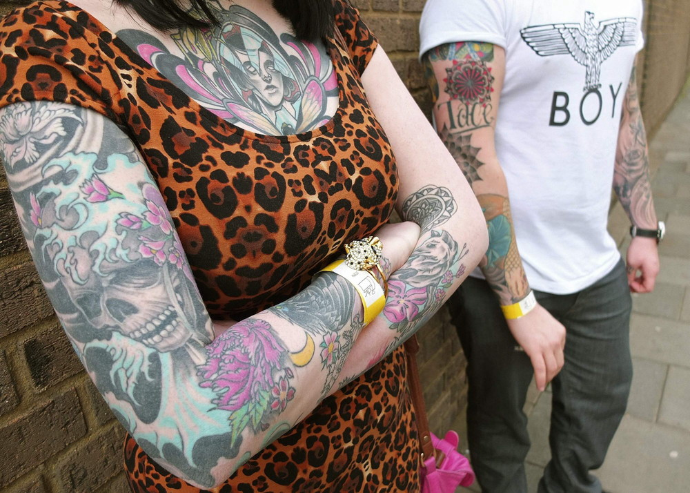 The Brighton Tattoo Convention