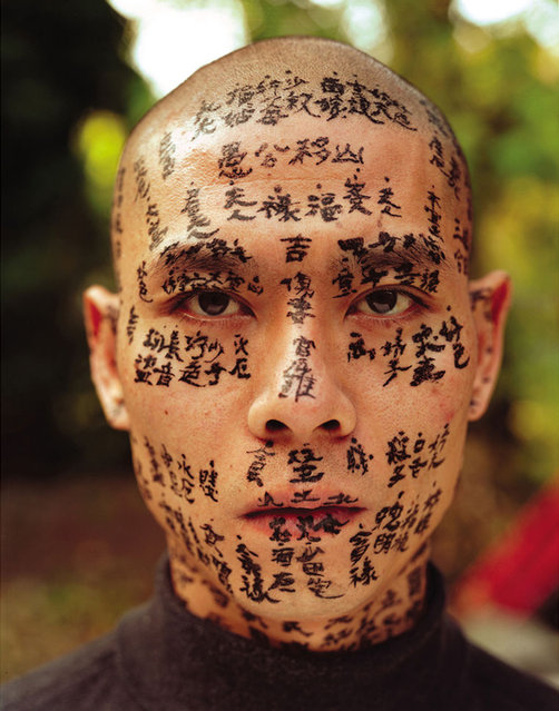 Family Tree By Zhang Huan