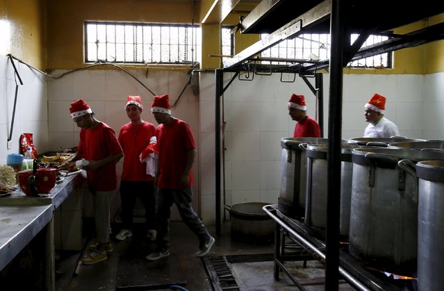 Christmas In Prison.Christmas In Prison