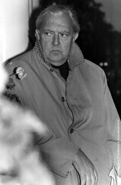 1971: Jacques Tati (1908 - 1982), pseudonym of Jacques Tatischeff, French comic actor, author and film producer