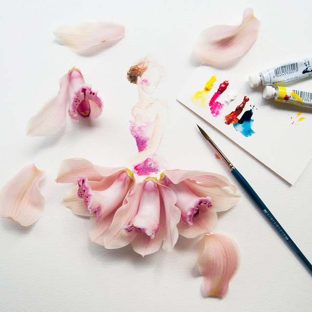 Fantastic Flower Art By Limzy