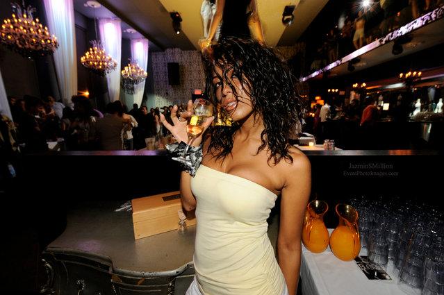 """Flo Rida party @ TimeSupperClub"". (Jazmin Million)"