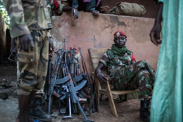 Central African Republic. (Photo by Laurece Geai)