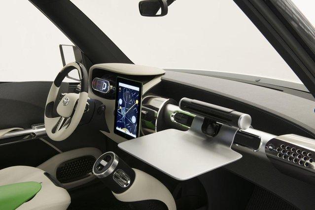 Toyota Urban Utility Vehicle Concept
