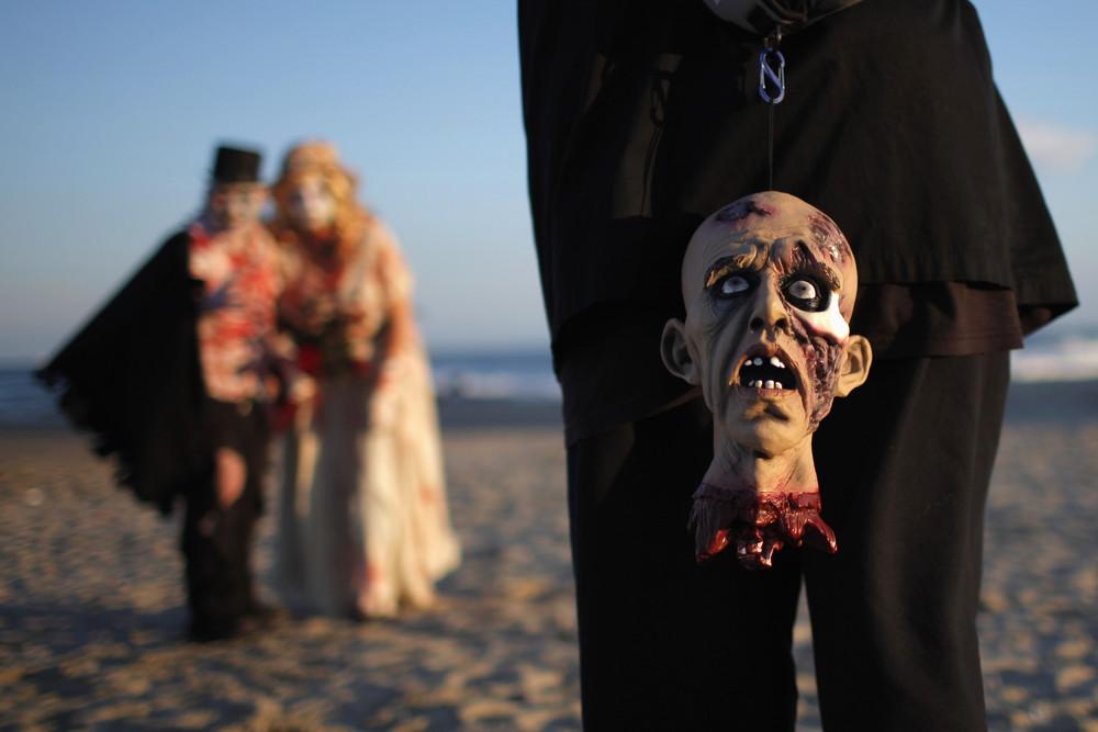 Zombie Walk in New Jersey