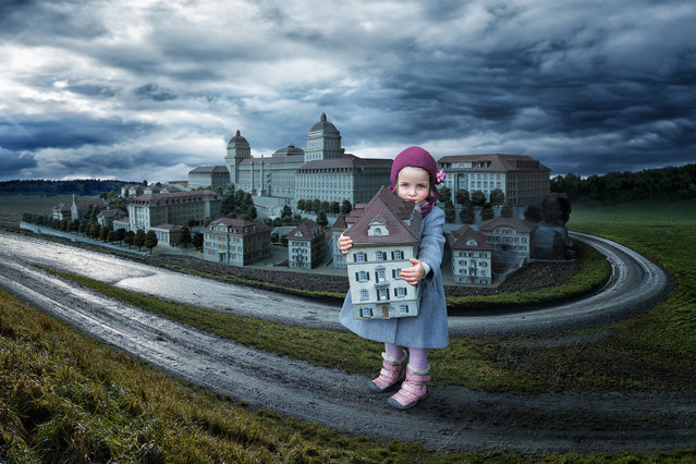 """Just a very young vice chancellor playing with her doll-university"". (John Wilhelm)"