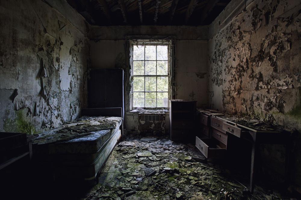 """Abandoned America"""