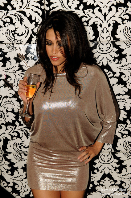 """""""The p*ssy Cat Dolls Party @ Time Supper Club"""". (Jazmin Million)"""