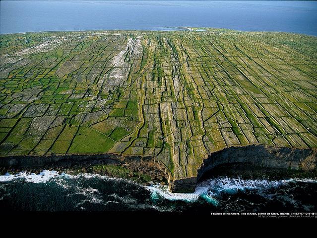 Amazing Photos by Yann Arthus-Bertrand. Part Two