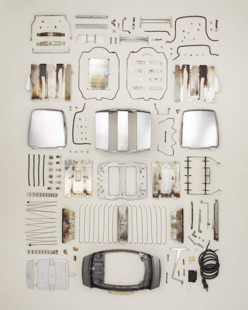 Deconstructed Objects By Todd McLellan