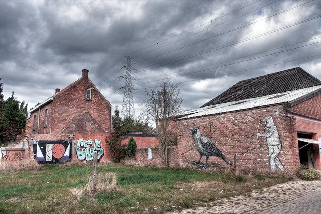 Abandon Village: Doel, Belgium