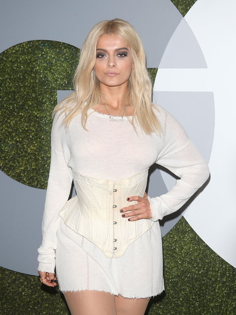 Singer Bebe Rexha attends the 2016 GQ Men of the Year Party at Chateau Marmont on December 8, 2016 in Los Angeles, California. (Photo by Jesse Grant/Getty Images)