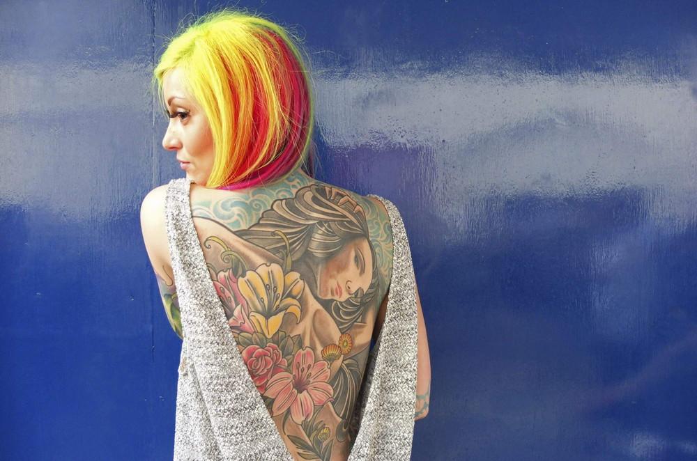 The Brighton Tattoo Convention