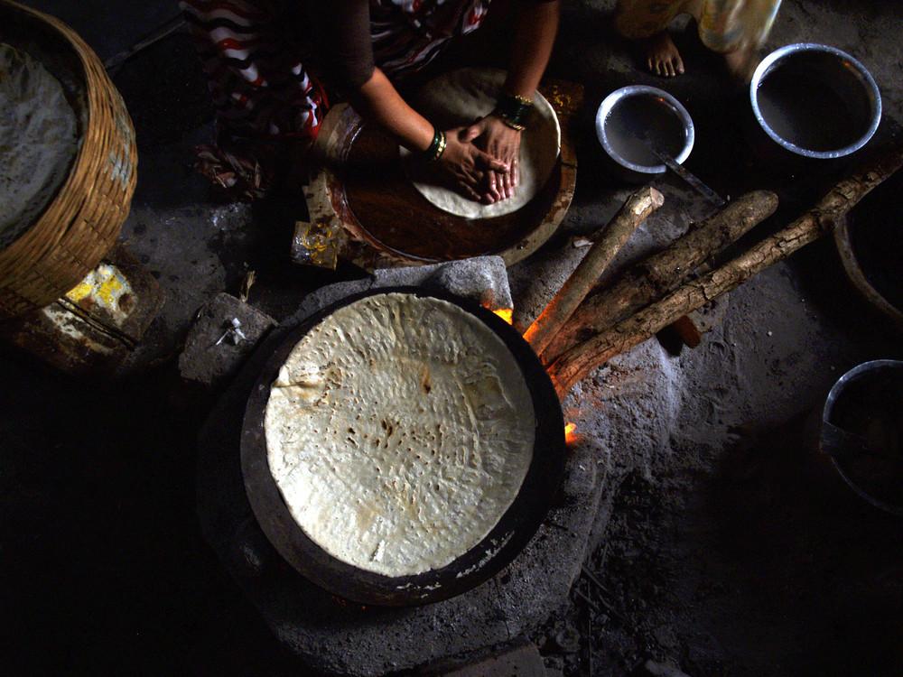 Inside Indian Kitchens